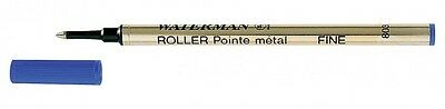 Waterman Rollerball Blue Fine Point Refill New In Pack