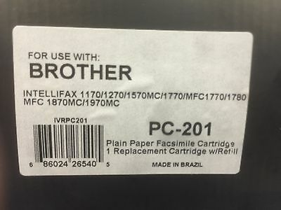 Brother PC-201 replacement cartridge