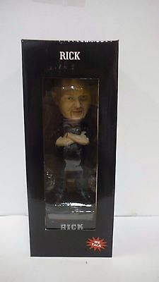 Pawn Stars - Rick Talking Bobble Head New In The Box