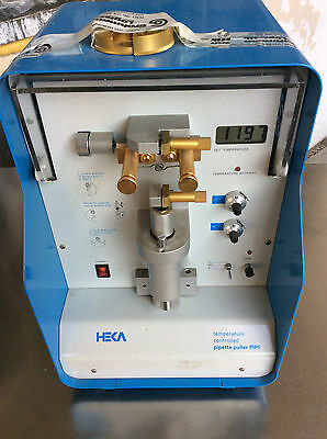 HEKA PIP 5 Vertical Pipette Puller temperature controlled