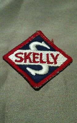 SKELLY GAS PATCH lot of 3