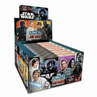 Topps Star Wars Force Attax 2017 Universe Trading Card Game Booster Pack