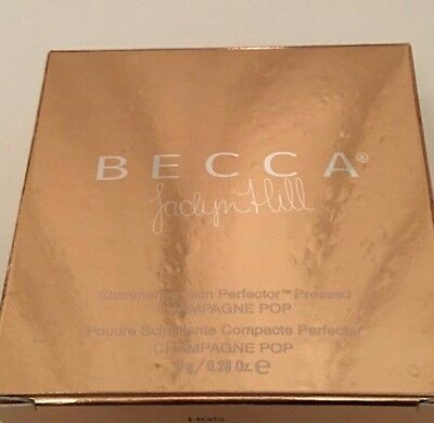 Becca x Jacly Hill Shimmering Skin Perfector Pressed - Champagne Pop