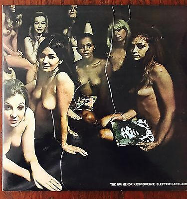 The Jimi Hendrix Experience Electric Ladyland 2LP