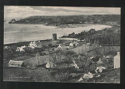 Postcard - View of St.Brelades Bay, Jersey, Channel Islands. Unposted.