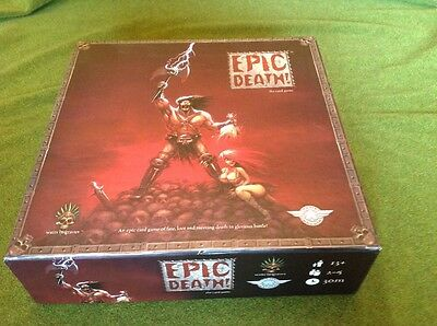 Epic Death KS Card Game