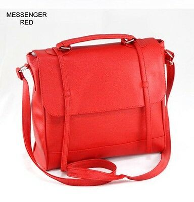 MESSENGER BAG, (RED), Jehovah's Witnesses Ministry Supplies
