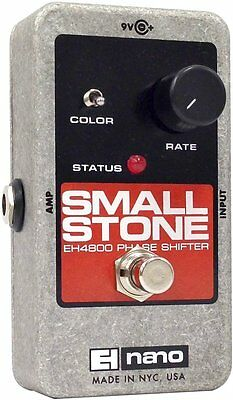 Small Stone Nano Analog Phase Shifter Guitar Effects Pedal, ELECTRO HARMONIX,