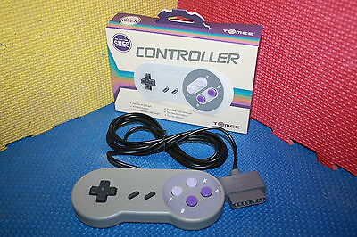 New Tomee Brand Controller for Super Nintendo SNES