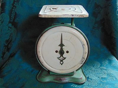 Antique Vintage Pelouze Deluxe Family Scale Made in Chicago USA