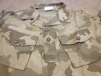 Rare Irish IDF Army Desert PaddyFlague XLarge Special Forces Issue Afghanistan