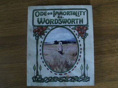 Ode on Immortality and Other Poems by William Wordsworth - 1911 - Illustrated