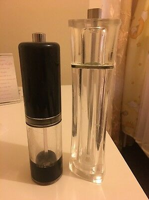 cole and mason salt and pepper mill Grinder