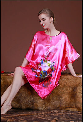 Wholesale New Women's Bathrobe Relaxed Loung Robe Gown Sleepwear Night Robe