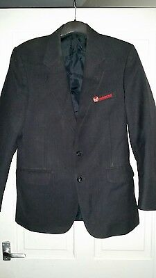 old collectable midland red jacket