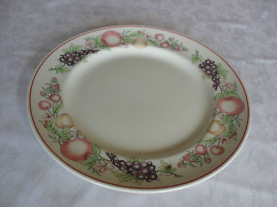 boots orchard dinner plate 26 cm very good used condition