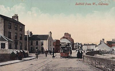 AK - Salthill from W., Galway