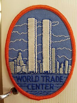 Patch / Badge - World Trade Center