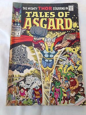 Tales Of Asgard The Mighty Thor #1 Marvel Comics 25 Cent Copy