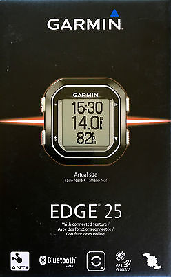 NEW Garmin Edge 25 Bundle (Cadence) FREE EXPEDITED SHIPPING