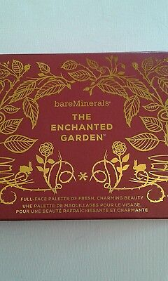 Bare Minerals The Enchanted Garden Full Face Set New