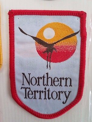 Patch / Badge - Northern Territory