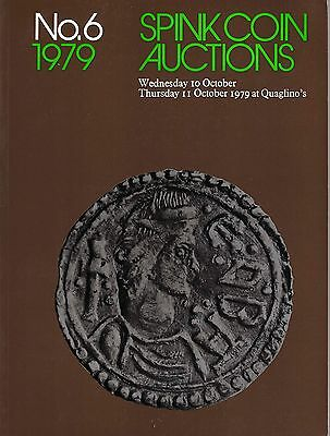 SPINK Auction 6 10th October 1979 - English Crowns & Halfcrowns by N. Asherson