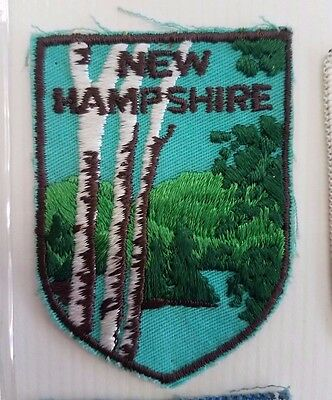 Patch / Badge - New Hampshire