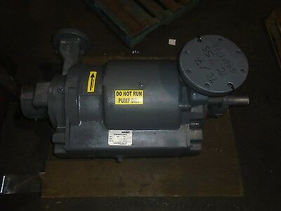 Nash vacuum pump Liquid Ring pump TC-7 316 ss 2 stage 100% rebuilt w/warranty
