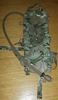 GENUINE british army issue camelbak hydration backpack