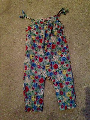 Baby Girl Cath Kidston Dungarees 0-6 Months