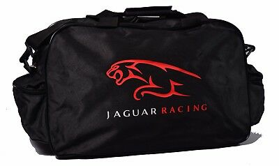 JAGUAR RACING TRAVEL / GYM / TOOL / DUFFEL BAG flag x-type s-type xf xk banner