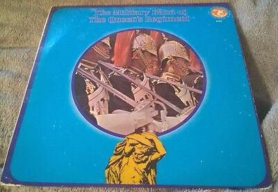 The Military Band Of The Queens Regiment Record/Lp