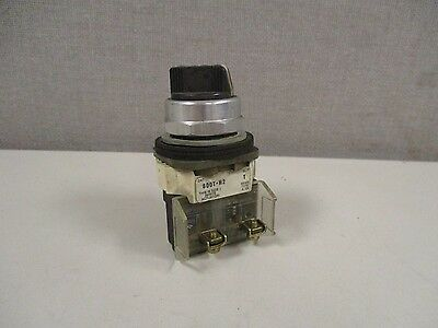 Allen Bradley 800T-H2 Series T Selector Switch
