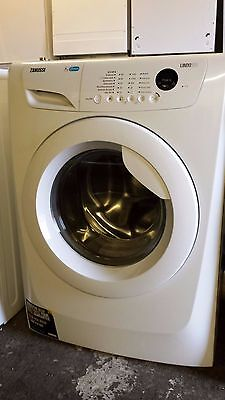 ZANUSSI ZWF71463W 7kg 1400spin washing machine, White
