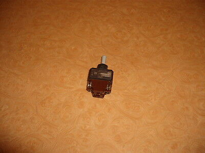 Aircraft Parts ENGLISH ELECTRIC LIGHTNING SWITCH 5CW9239