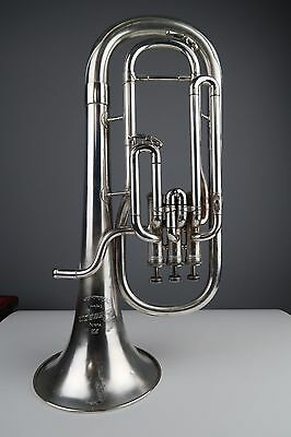Besson Westminster Tenor Horn no case or mouthpiece