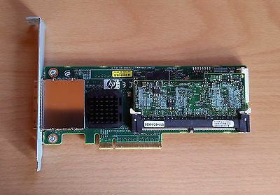 HP Smart Array P411 512MB 6Gb 8 ports SAS Controller (PN 462918-001, 462975-001)