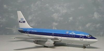 1:200 Inflight / Flightline / JC Wings KLM Boeing 737-200 PH-TVX RARE Sold Out!