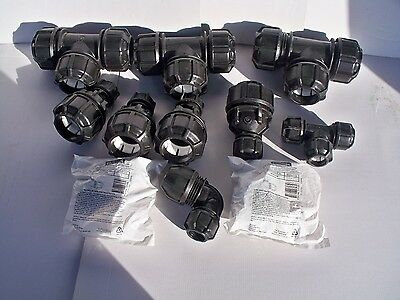 job lot new philmac pipe fittings