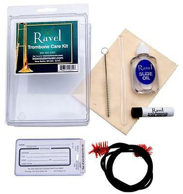 Ravel #355 Trombone Care & Cleaning Kit