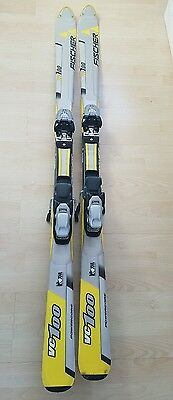 2nd hand Fischer vc100 skis with bindings size 158cm!!