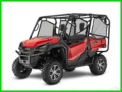 2016 Honda Pioneer 1000 EPS New