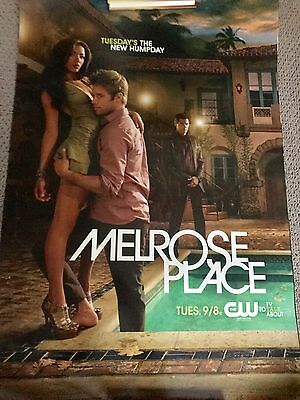 MELROSE PLACE  Poster KATIE CASSIDY, Ashlee Simpson-Wentz MICHAEL RADY CW