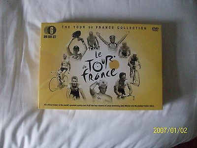The Tour De France Collection 6 DVD Box Collection