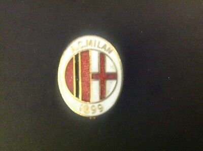 A C Milan Pin Badge (made by Coffer London)