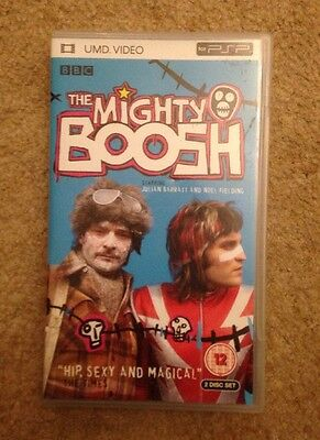 The Mighty Boosh Psp Series