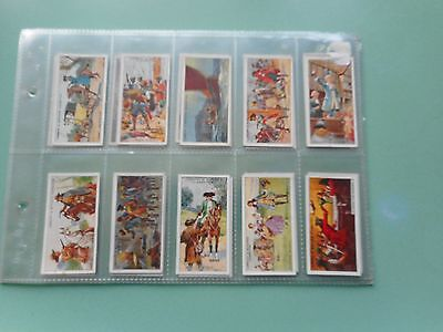 Full Set Cigarette Cards Lambert And Butler Pirates And Highwaymen