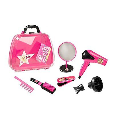Barbie Hair Care Case Doll hairdressing case for role play