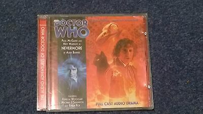 Doctor who BIG FINISH audiobook - 4.03  (CD)  - NEVERMORE